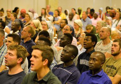 International conference at SCC