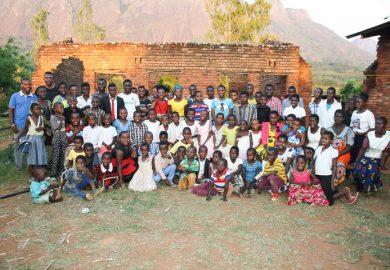 The fellowship in Malawi