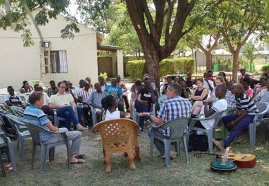 Informal gathering